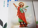 Lote 4 láminas 335 x 365 mm RELIGIOSOS