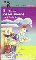 El mapa de los sueños.  José A. Ramírez Lozano