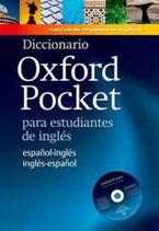 Diccionario Oxford Pocket Español-inglés - inglés - español