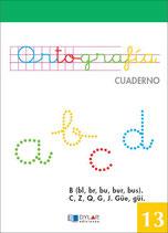 Cuadernillo Ortografia 13. Dylar