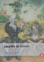 Lazarillo de Tormes.  Clásicos Adaptados. Vicens Vives