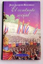 El contrato social.  Jean-Jacques Rousseau