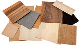 Planchas de madera para taracea