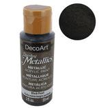 Pintura Dazzling Metallics Decoart.  Perla Negra