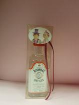 Botellita de Ginebra Bombay Dry Gin 5 cl. con cajita