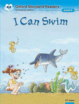 I CAN SWIN by D.F. Green.  OXFORD STORYLAND READERS. Enhaced edition. Level 4
