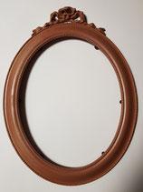 Marco ovalado 40 x 30 cm. Medidas exteriores del marco. Tambien puede usarse como marco de espejo