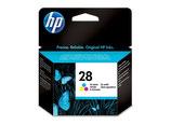 Cartucho tinta original HP 28 tricolor