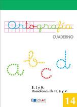 Cuadernillo Ortografia 14. Dylar