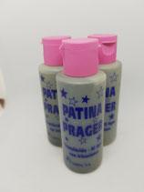 Patina Prager con irisaciones