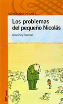 Los problemas del pequeño Nicolás.  Sempé / Goscinny