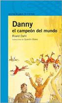 Danny el campeón del mundo.  Roald Dahl
