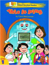 THIS IS PING by Carol MacLennan.  OXFORD STORYLAND READERS. Level 1
