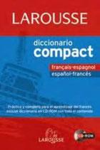 Dictionnaire compact Larousse Frances - español