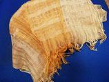 Foulard tonos tostados