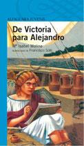 De Victoria para Alejandro.  Mª Isabel Molina