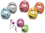 Auriculares Colour Budz Maxell
