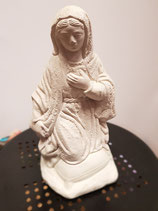 Virgen María de escayola