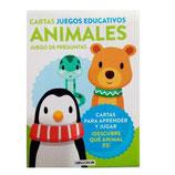 Cartas - Animales - Juego de preguntas
