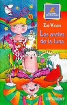 Los aretes de la luna.  Zoé Valdés