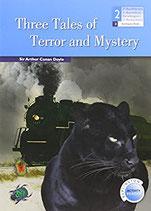 Three tales of terror and mystery.  2º Bachillerato.  Burlington