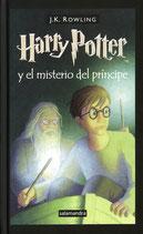 Harry Potter y el misterio del príncipe.  J.K. Rowling