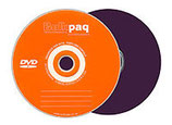 2 DVD en estuche doble Bulkpag naranja