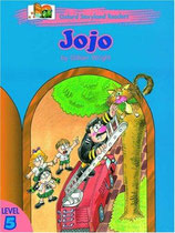 JOJO  by Gillian Wright.  OXFORD STORYLAND READERS.  Level 5