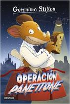 Gerónimo Stilton.  Operación Panettone