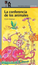 La conferencia de los animales.  Erich Kästner