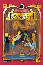 La tribu de Camelot 2.  Carlota y el misterio del pasadizo secreto.  Gemma Lienas