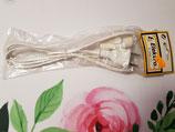 Cable conexion con interruptor para lámpara