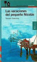 Las vacaciones del pequeño Nicolás.  Sempé / Goscinny