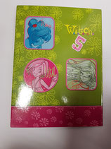 Carpeta 4 anillas Witch 5