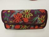 Portatodo enrollable flores Busquets  rojo   -  17.017.08150.0
