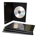 DVD+R con estuche