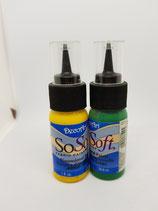Pintura para tela SoSoft dimensional (3D)  29,6 ml, con aplicador