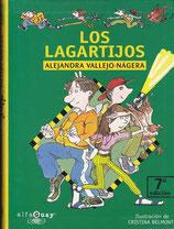 Los lagartijos.  Alejandra Vallejo-Nágera