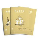 Cuadernillos  OPERACIONES Y PROBLEMAS de Rubio