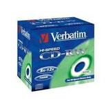 CD-RW con caja Verbatin