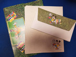Hojas de carta son sobres Disney´s Sports Mickey