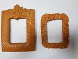 Pack de dos marcos rectangulares para decorar