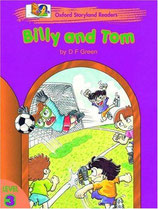 BILLY AND TOM by D.F. Green.  OXFORD STORYLAND READERS. Level 3