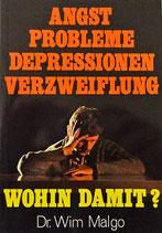Angst, Probleme, Depressionen, Verzweiflung