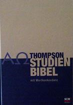 Thompson Studienbibel mit Wortkonkordanz - Martin Luthers Übersetzung