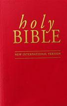 Holy Bible - Bibel in Englisch - Pocket Bibel