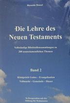 Die Lehre des Neuen Testaments - Band 2