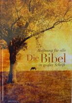 Hoffnung für alle - Die Bibel in großer Schrift