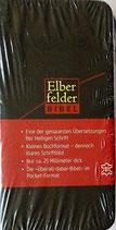 Elberfelder Bibel - Pocket Edition Leder