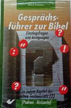 Gesprächsführer zur Bibel